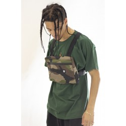 Waterproof Camo Chest Rig Bag