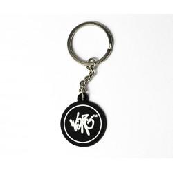 Warg Silicone Keychain