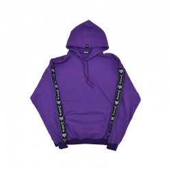 Purple Super Oversized Hoodie