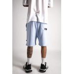 Light Blue Cargo Shorts