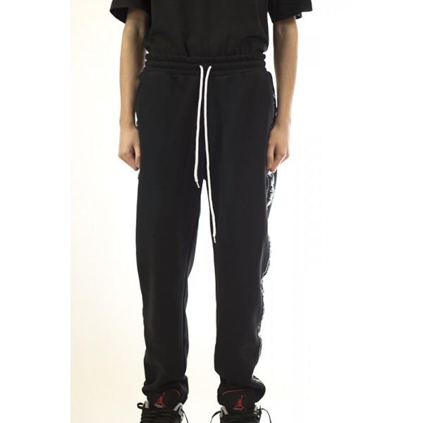 Black Tape Pants