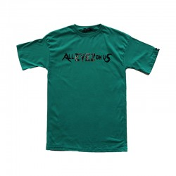 "Mint Oversized T-Shirt ""All Eyez On Us """