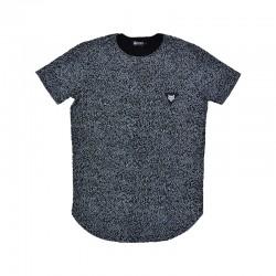 T-shirt splash print classic